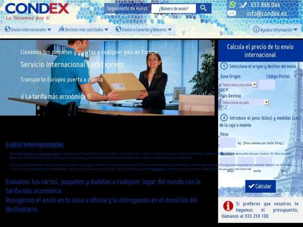 condex.es