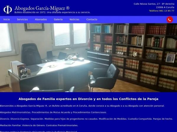 garciamiguez.com