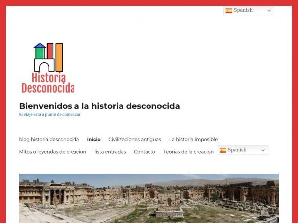 historiadesconocida.com