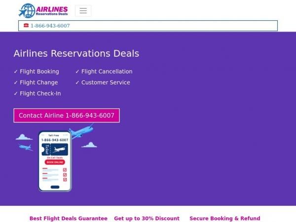 airlinesreservationsdeals.com
