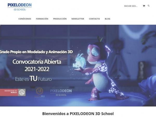 pixelodeon3d.es